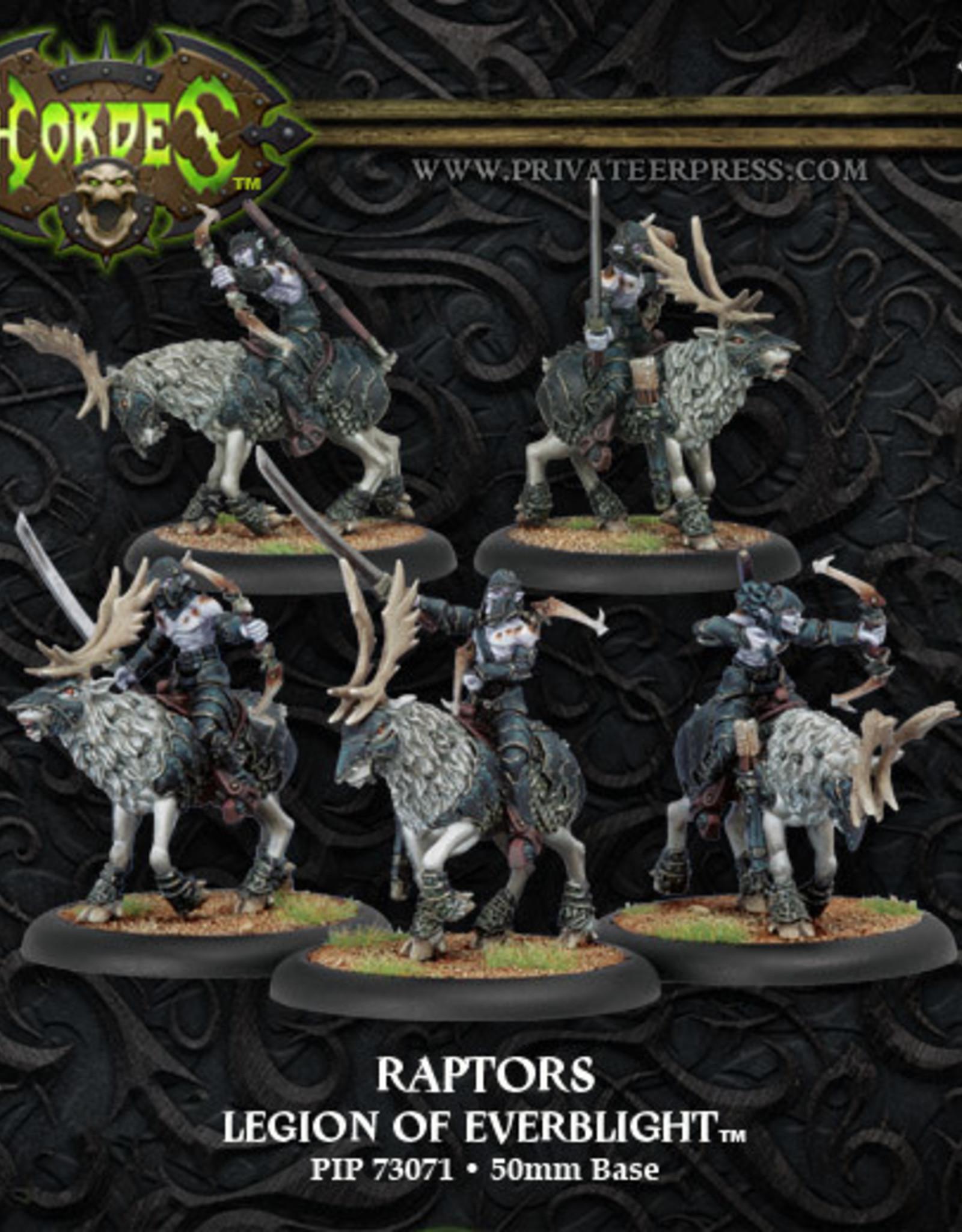 Hordes Everblight - Raptors
