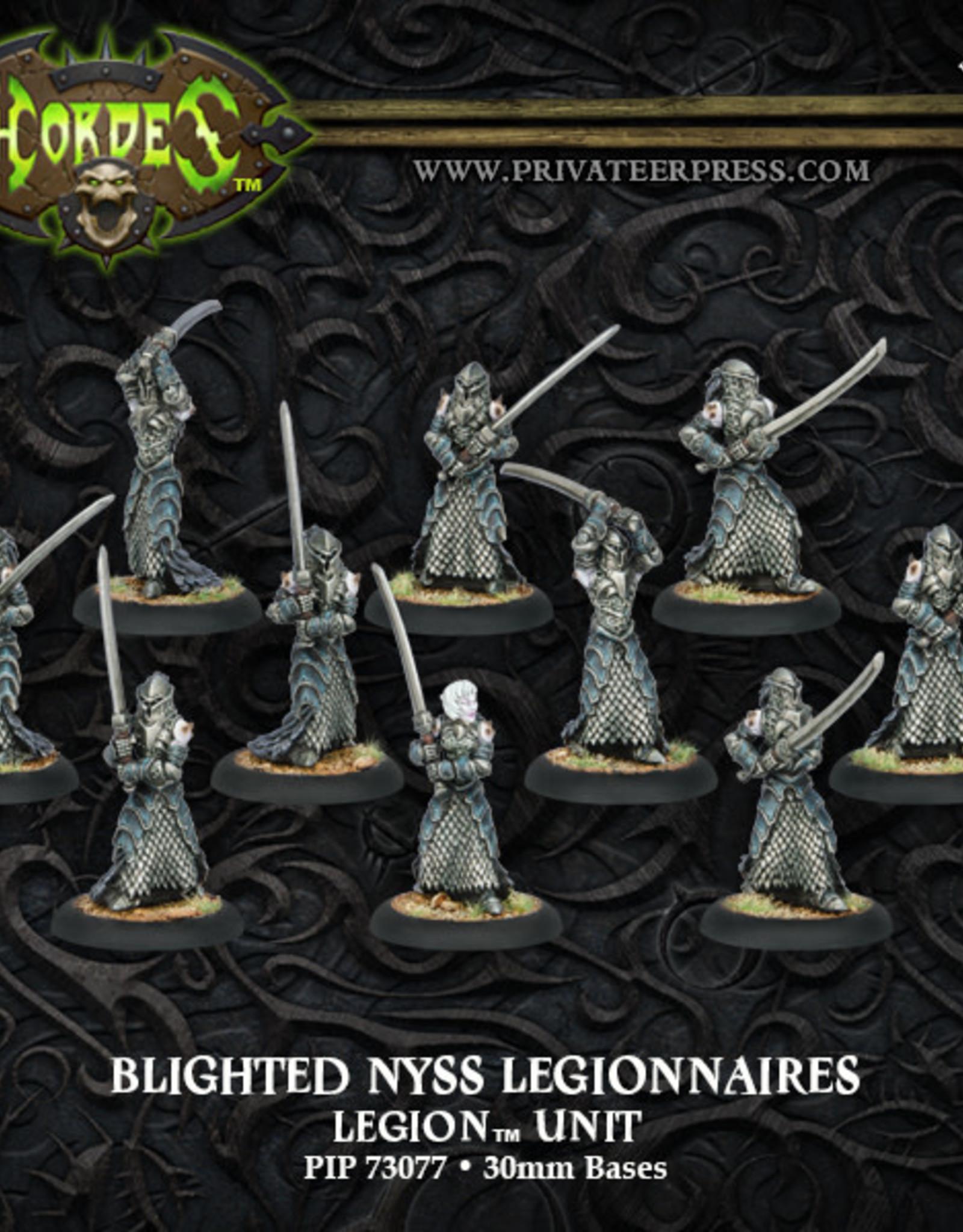 Hordes Everblight - Blighted Nyss Legionnaires