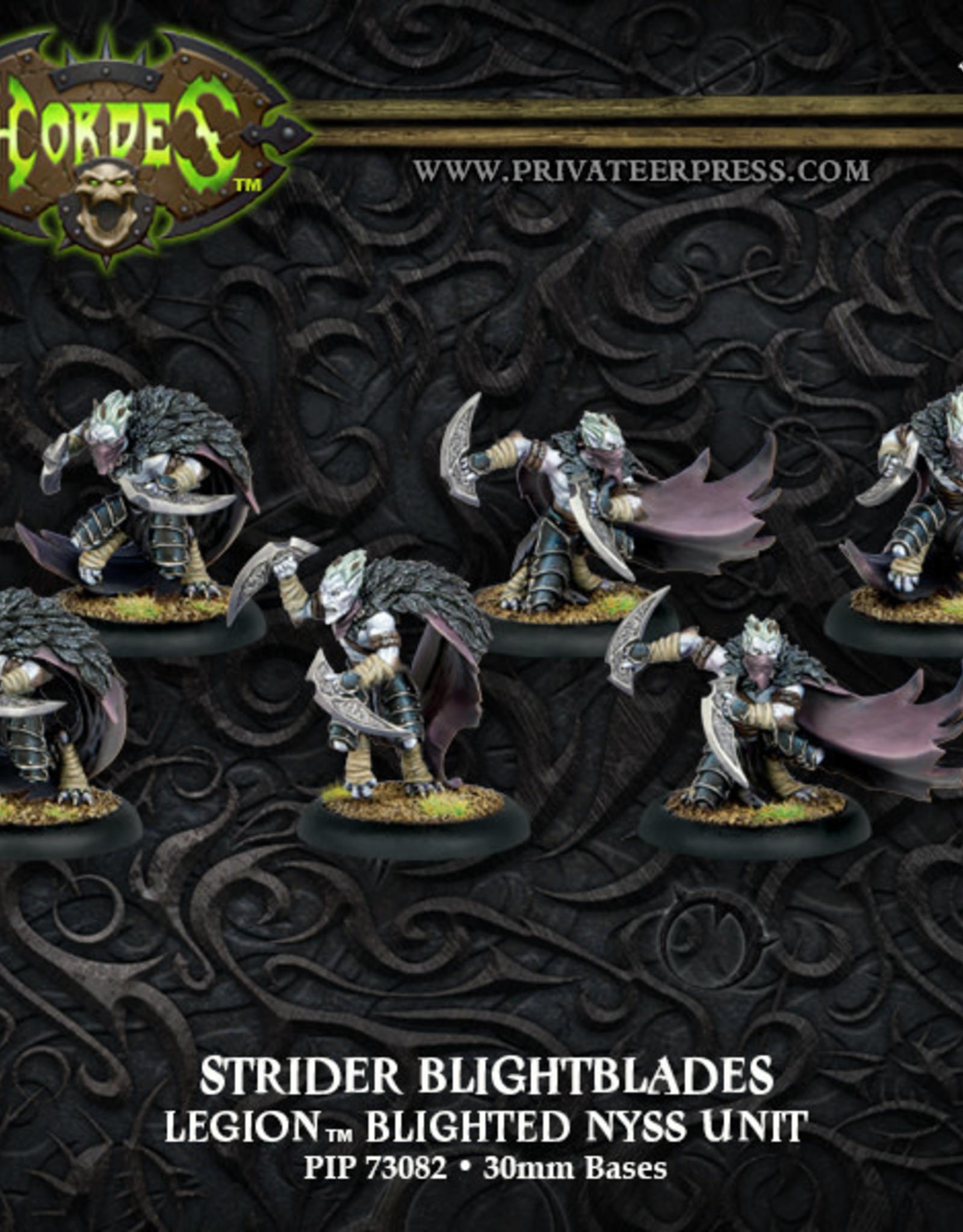 Hordes Everblight - Strider Blightblades/Rangers