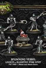 Hordes Everblight - Spawning Vessel