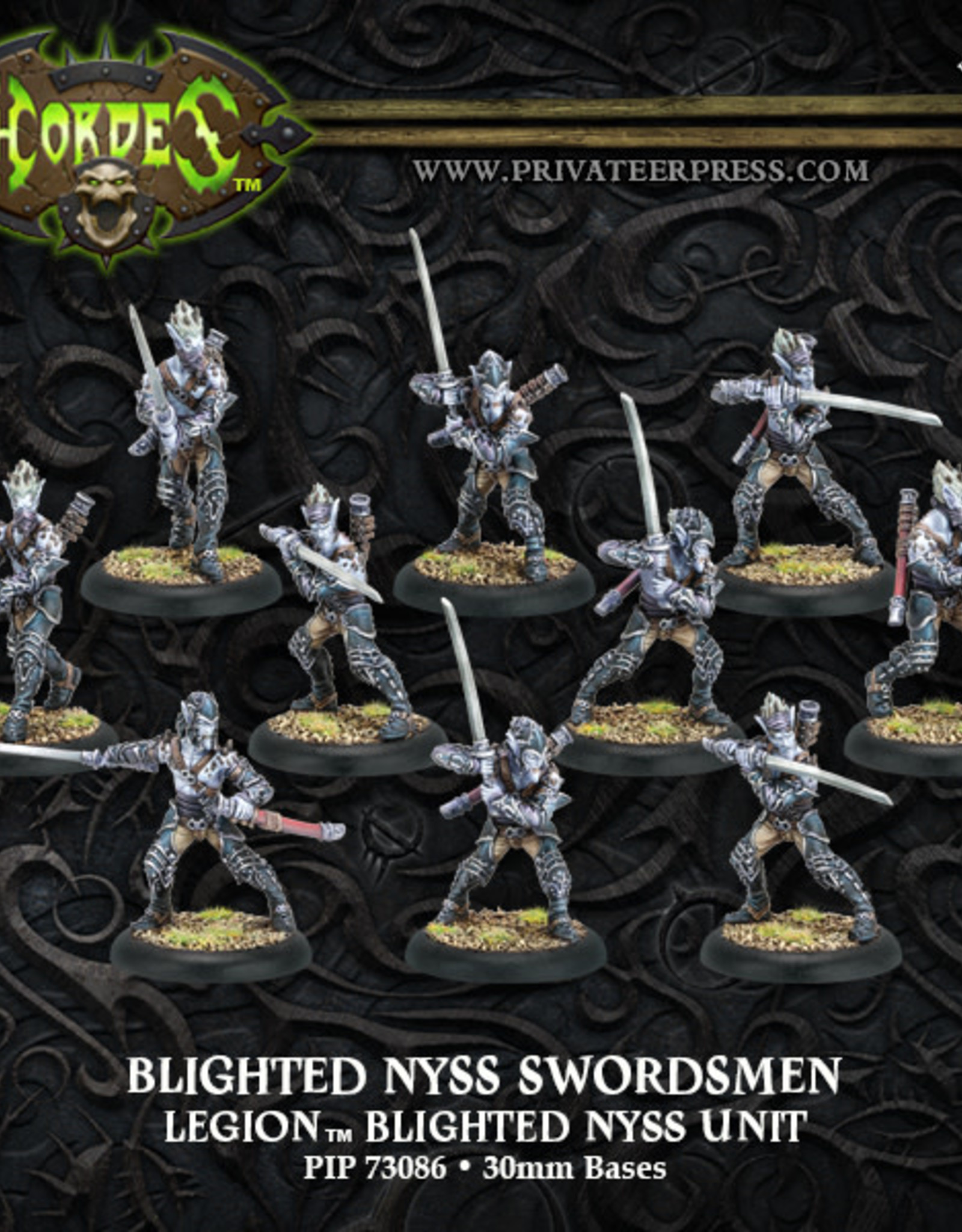 Hordes Legion - Blighted Nyss Archers/Swordsmen