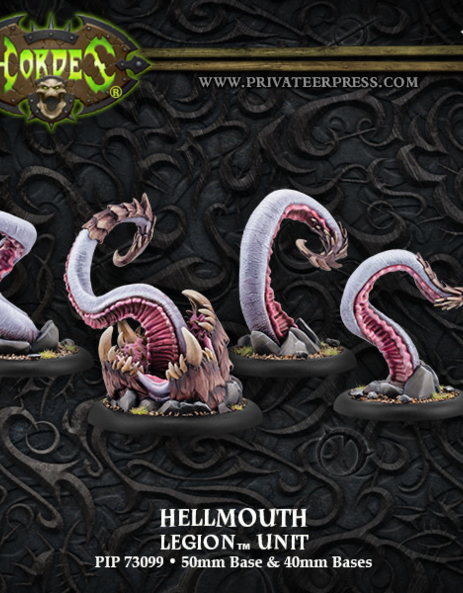 Hordes Everblight - Hellmouth