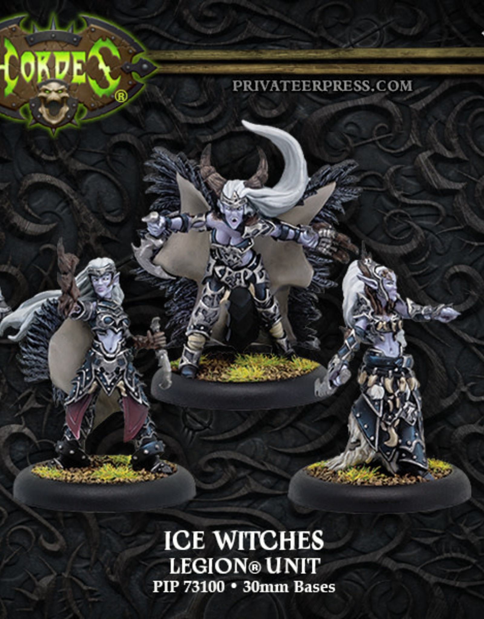 Hordes Everblight - Ice Witches