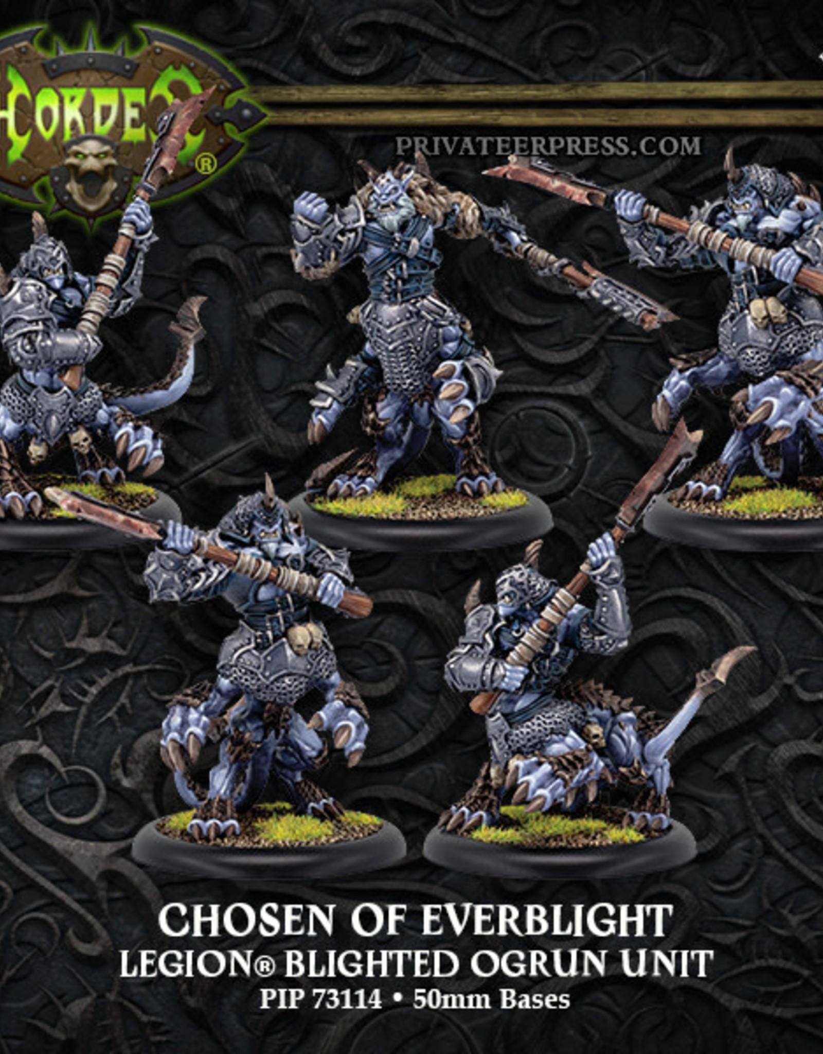 Hordes Everblight - Chosen of Everblight