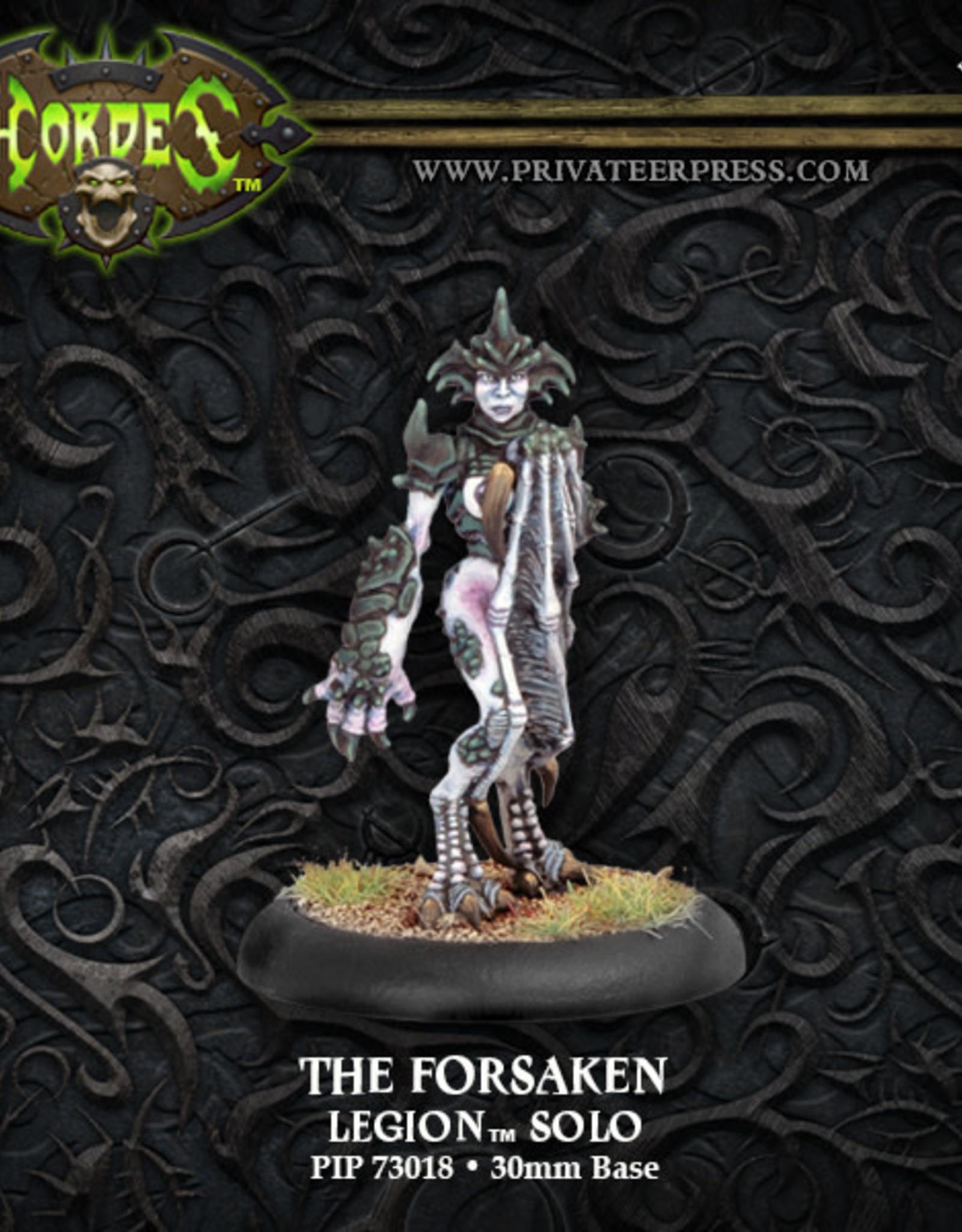 Hordes Everblight - Forsaken