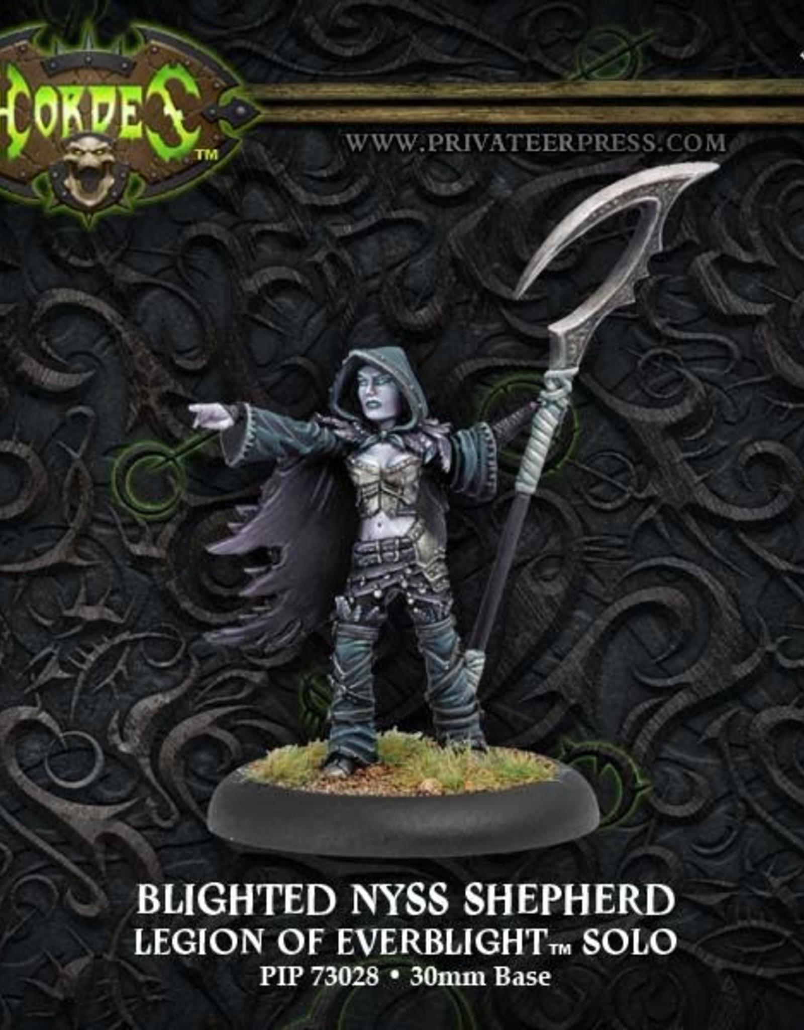 Hordes Everblight - Blighted Nyss Shepherd