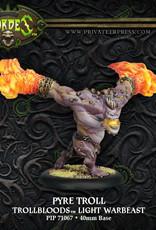 Hordes Trollbloods - Pyre Troll Kit