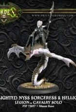 Hordes Everblight - Blighted Nyss Sorceress & Hellion