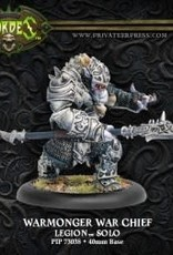Hordes Everblight - Warmonger War Chief