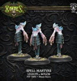 Hordes Everblight - Spell Martyrs