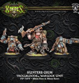 Hero Clix Trollbloods - Hunters Grim