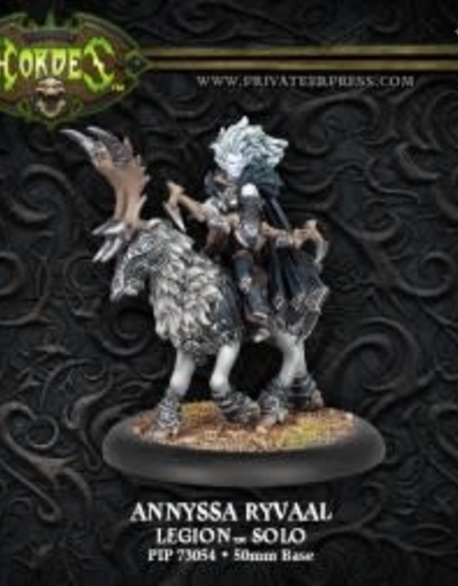 Hordes Everblight - Annyssa Ryvaal