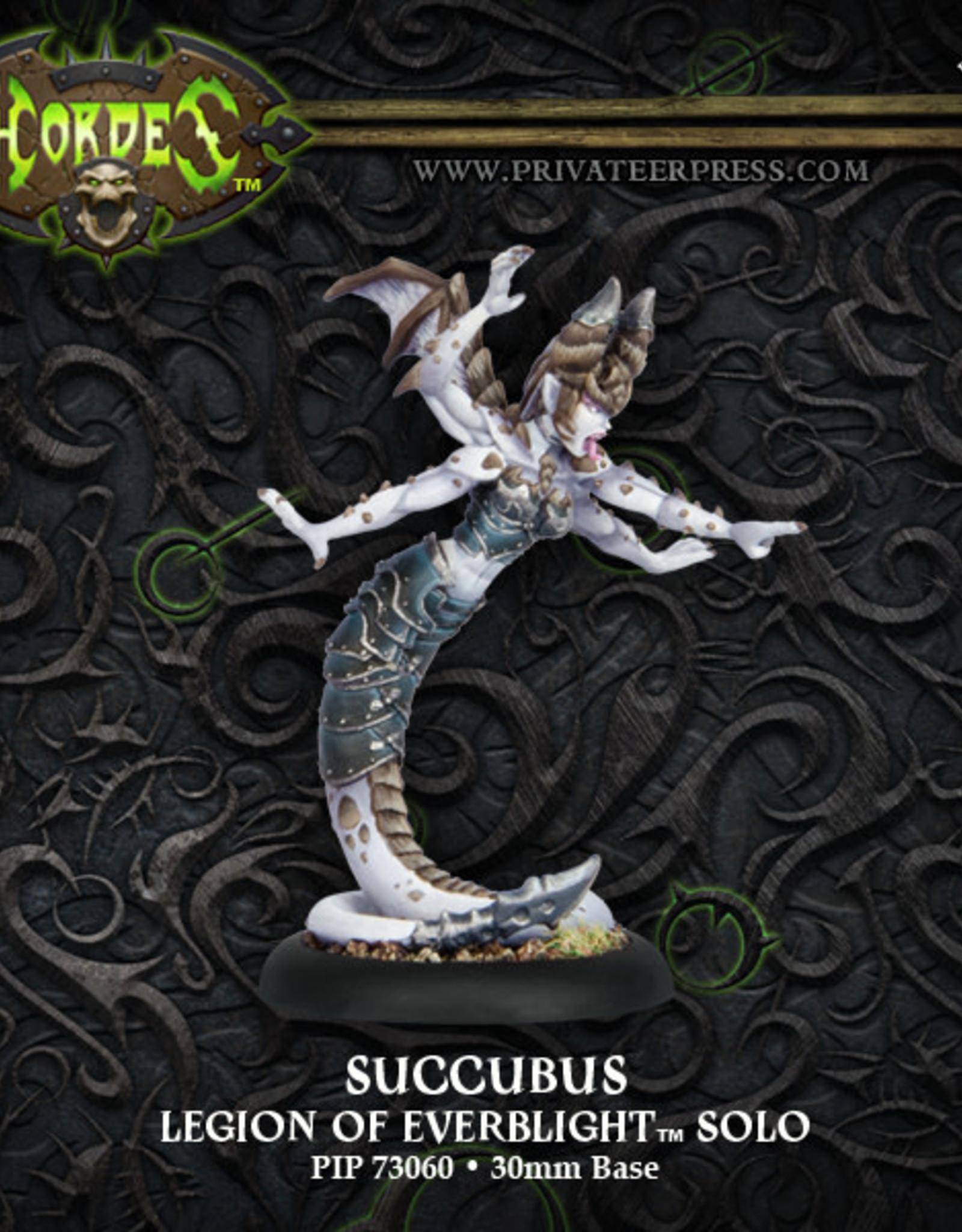 Hordes Everblight - Succubus