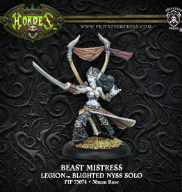 Hordes Everblight - Beast Mistress
