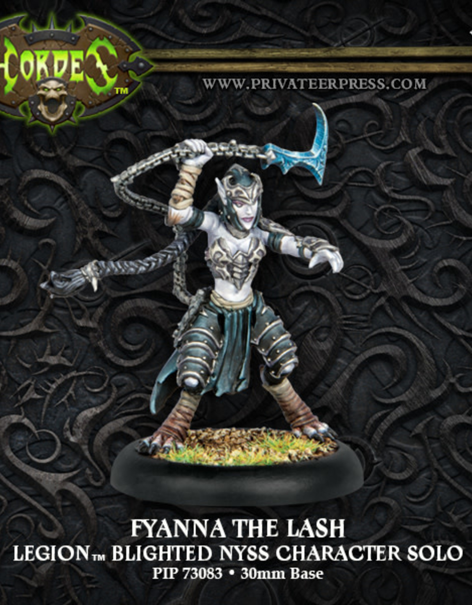 Hordes Everblight - Fyanna the Lash