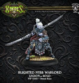 Hordes Everblight - Blighted Nyss Warlord