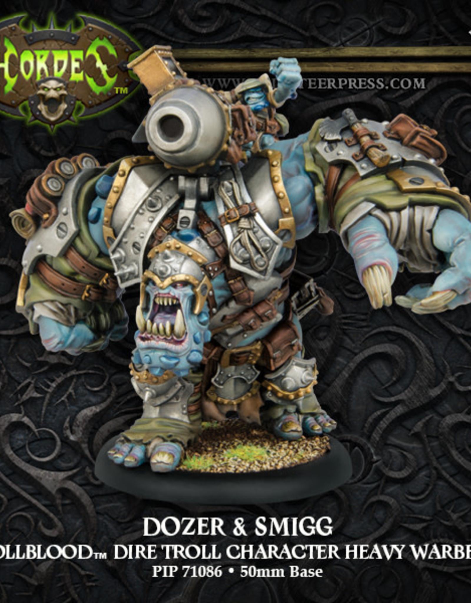 Hordes Trollbloods - Dozer & Smigg