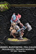 Hordes Trollbloods - Grissel Bloodsong Resculpt