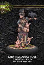 Hordes Grymkin - Lady Karianna Rose