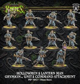 Hordes Grymkin - Hollowmen & Lantern Man