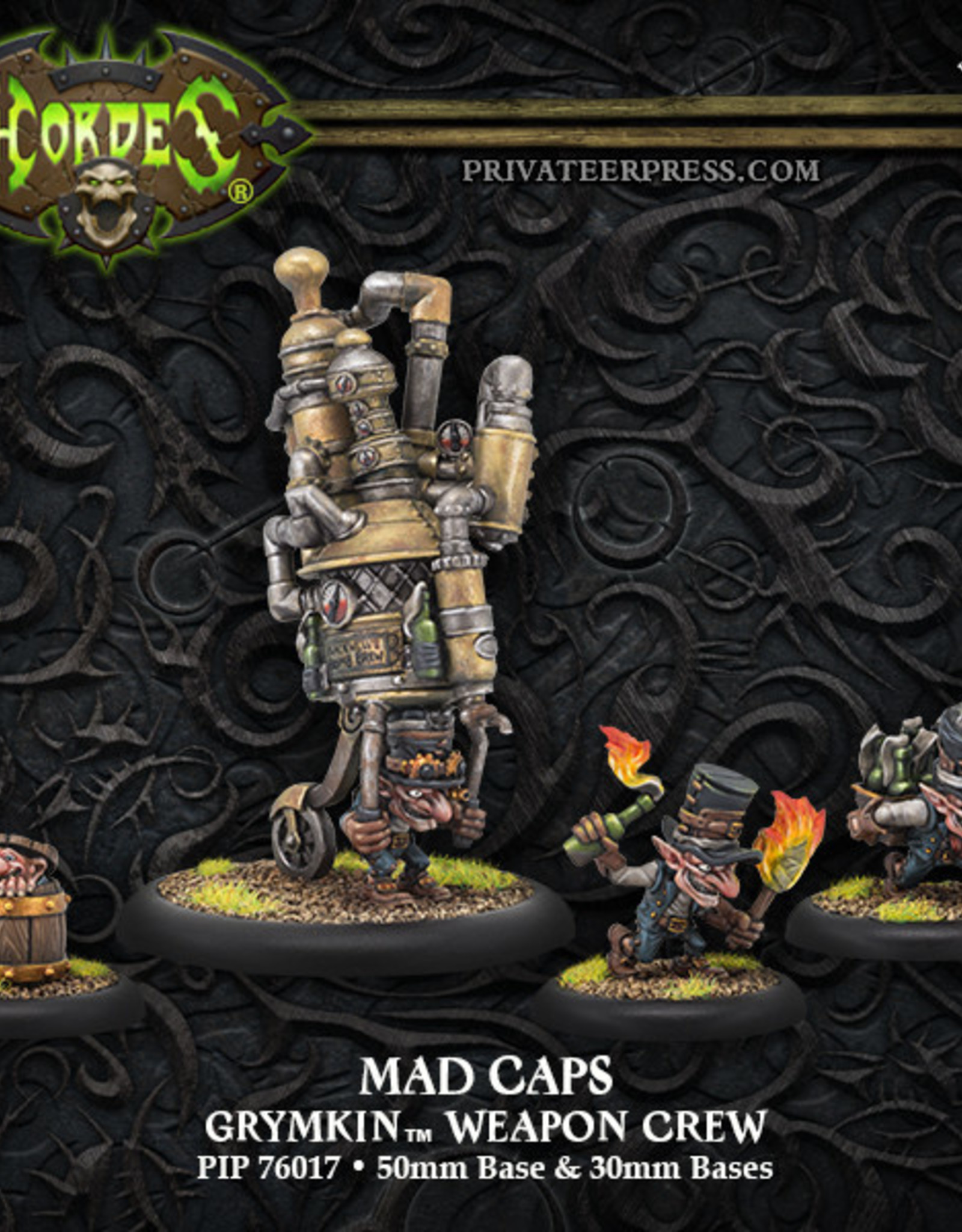 Hordes Grymkin - Madcaps