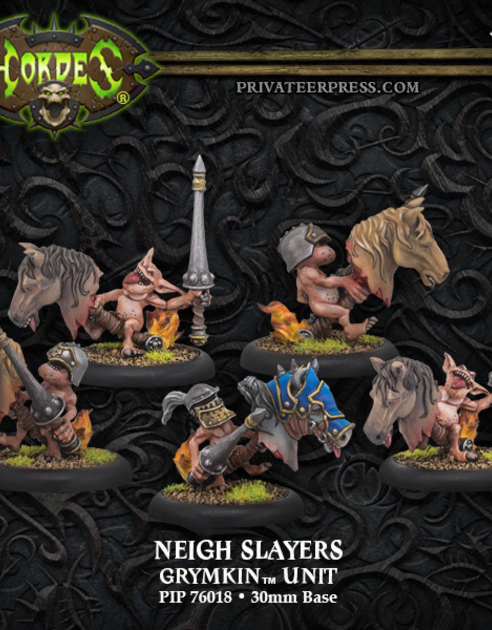 Hordes Grymkin - Neigh Slayers