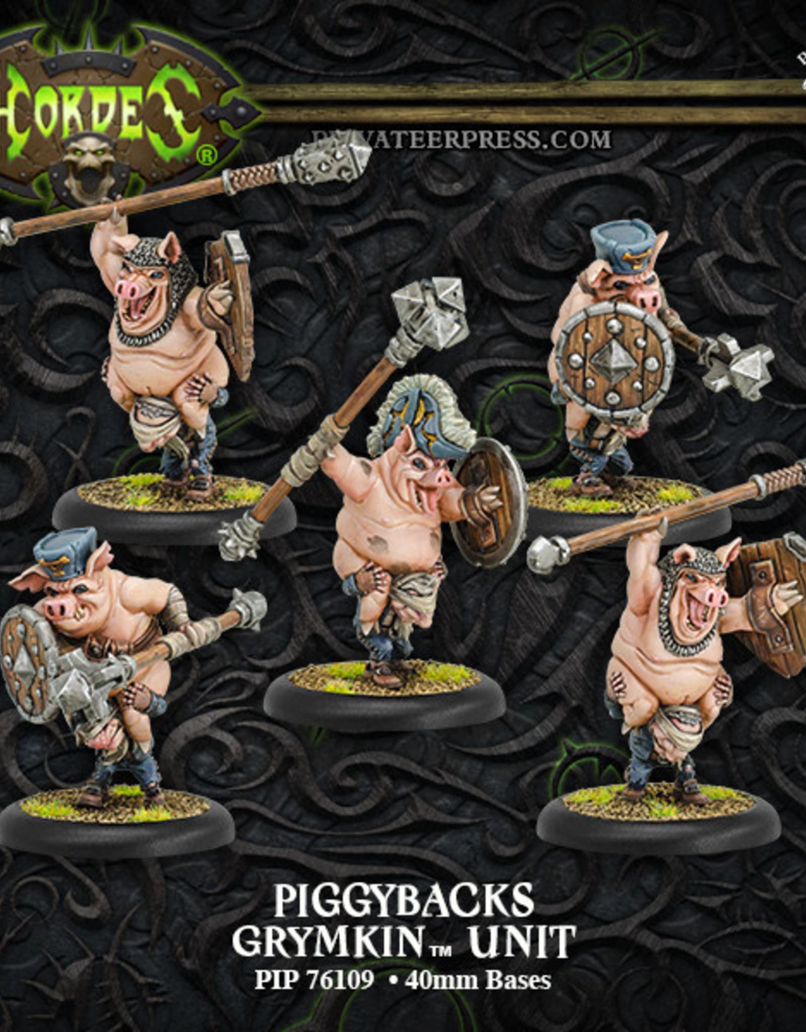 Hordes Grymkin - Piggybacks