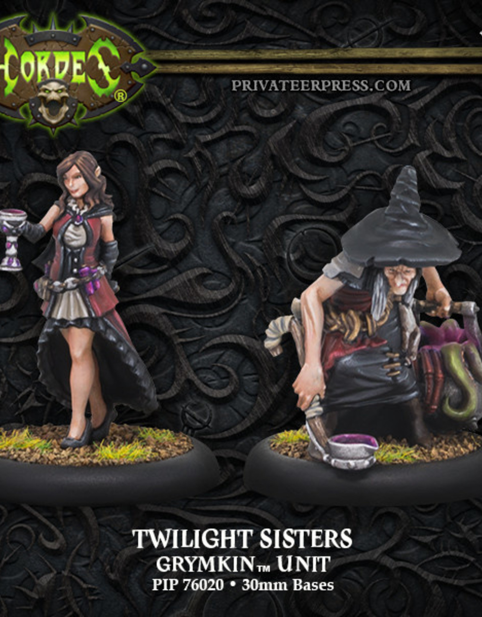 Hordes Grymkin - Twilight Sisters