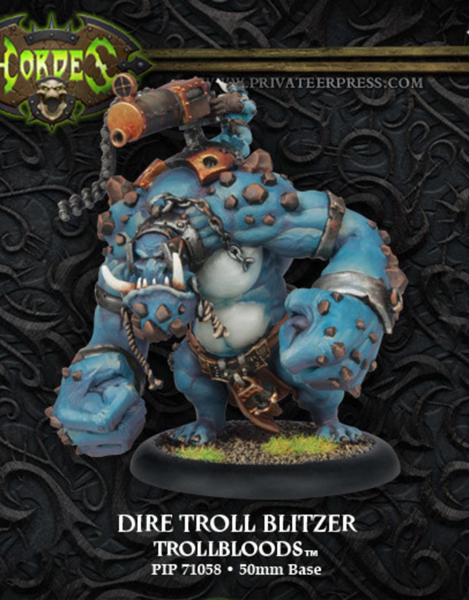 Hordes Trollbloods - Blitzer/Bomber/Mauler kit