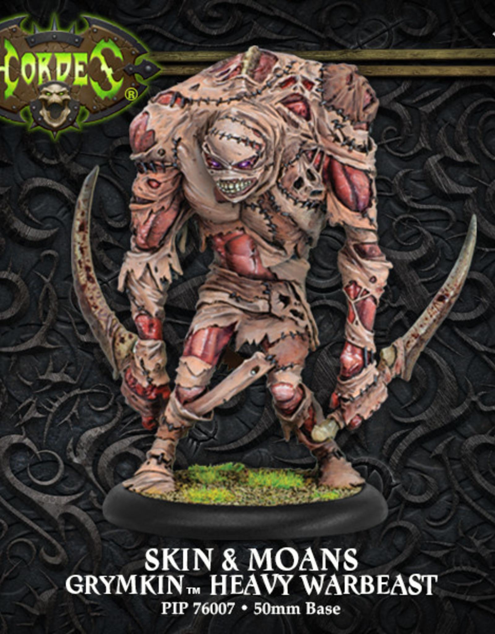 Hordes Grymkin - Skin & Moans
