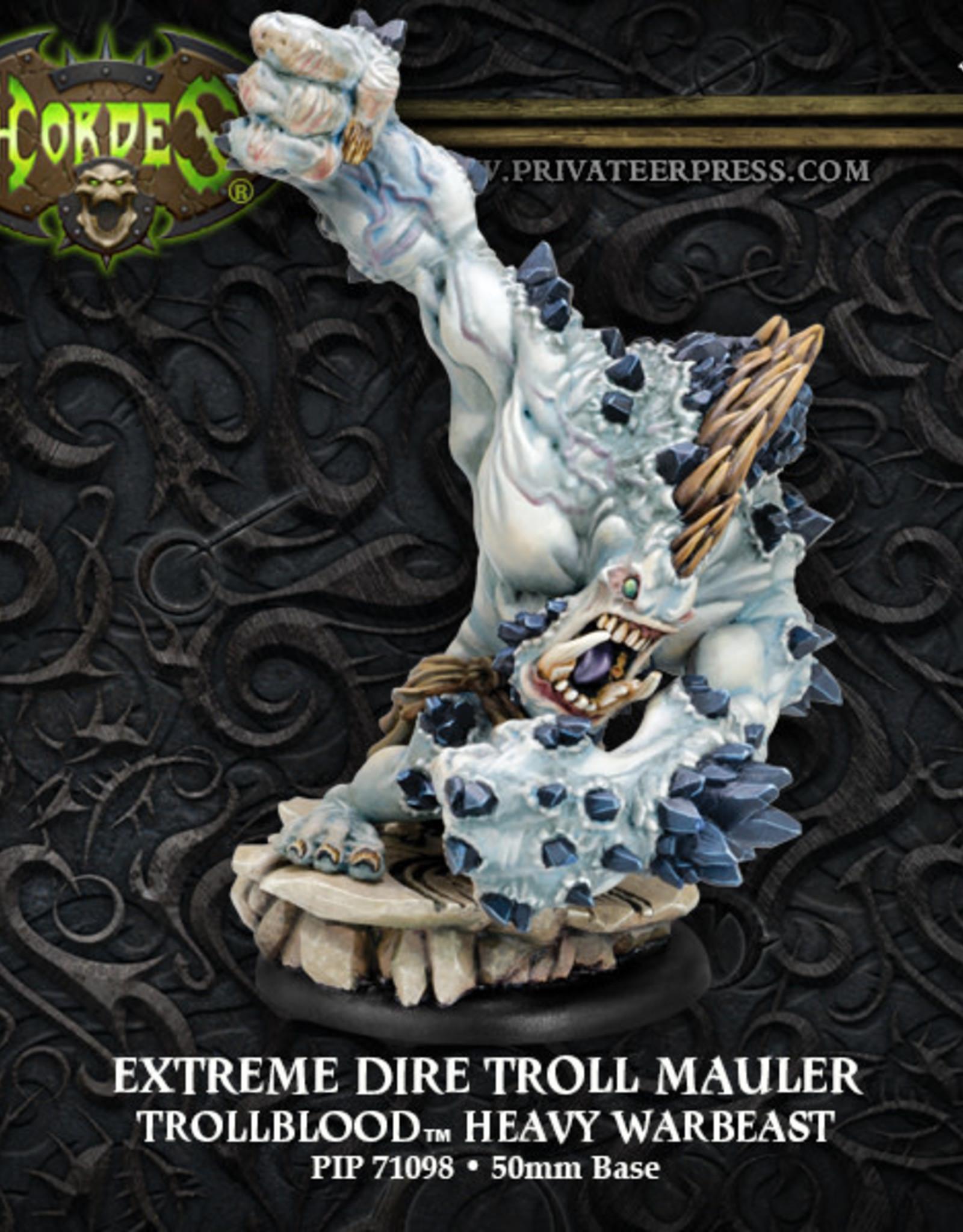 Hordes Trollbloods - Extreme Dire Troll Mauler