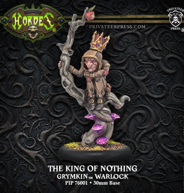 Hordes Grymkin - The King of Nothing