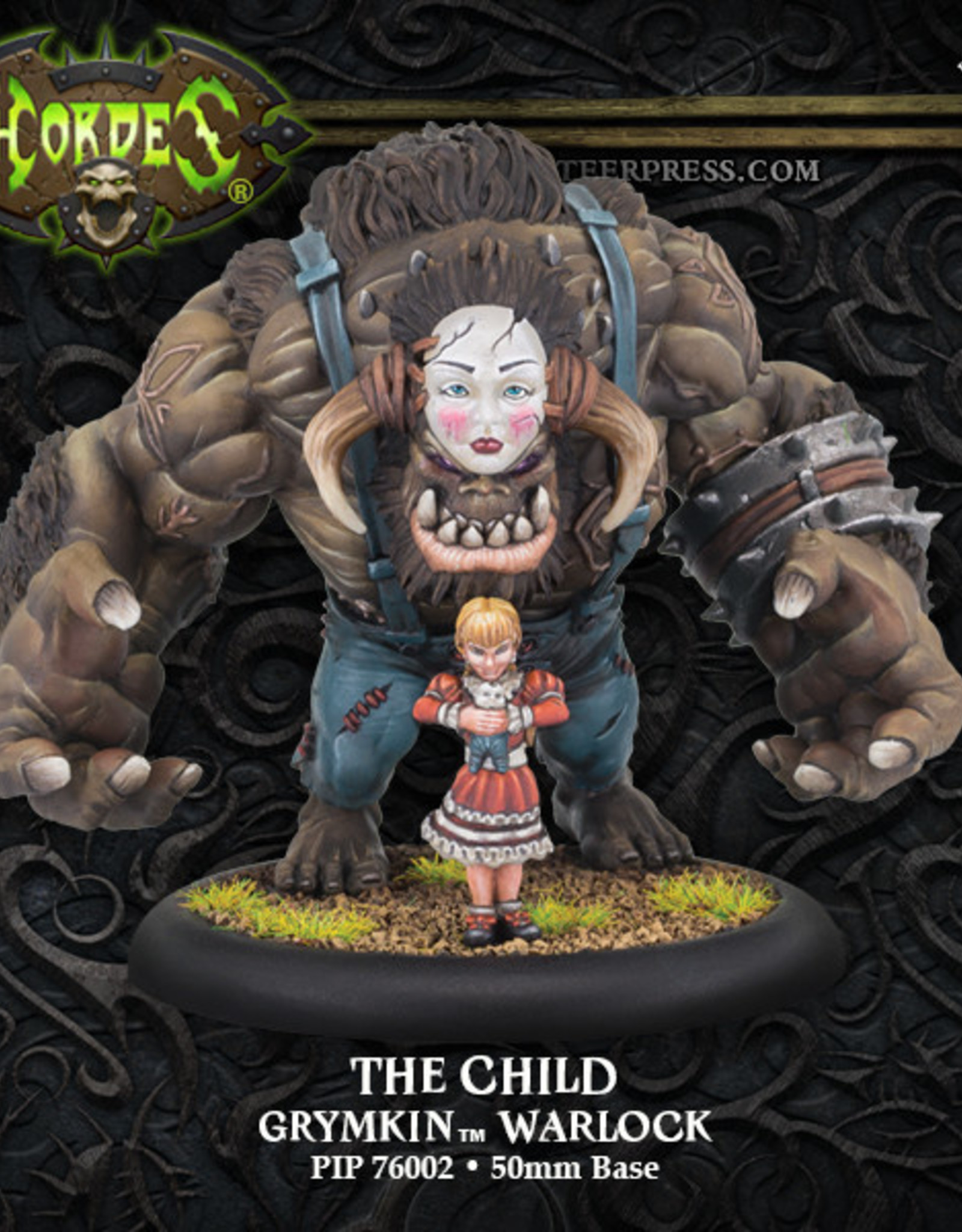 Hordes Grymkin - The Child