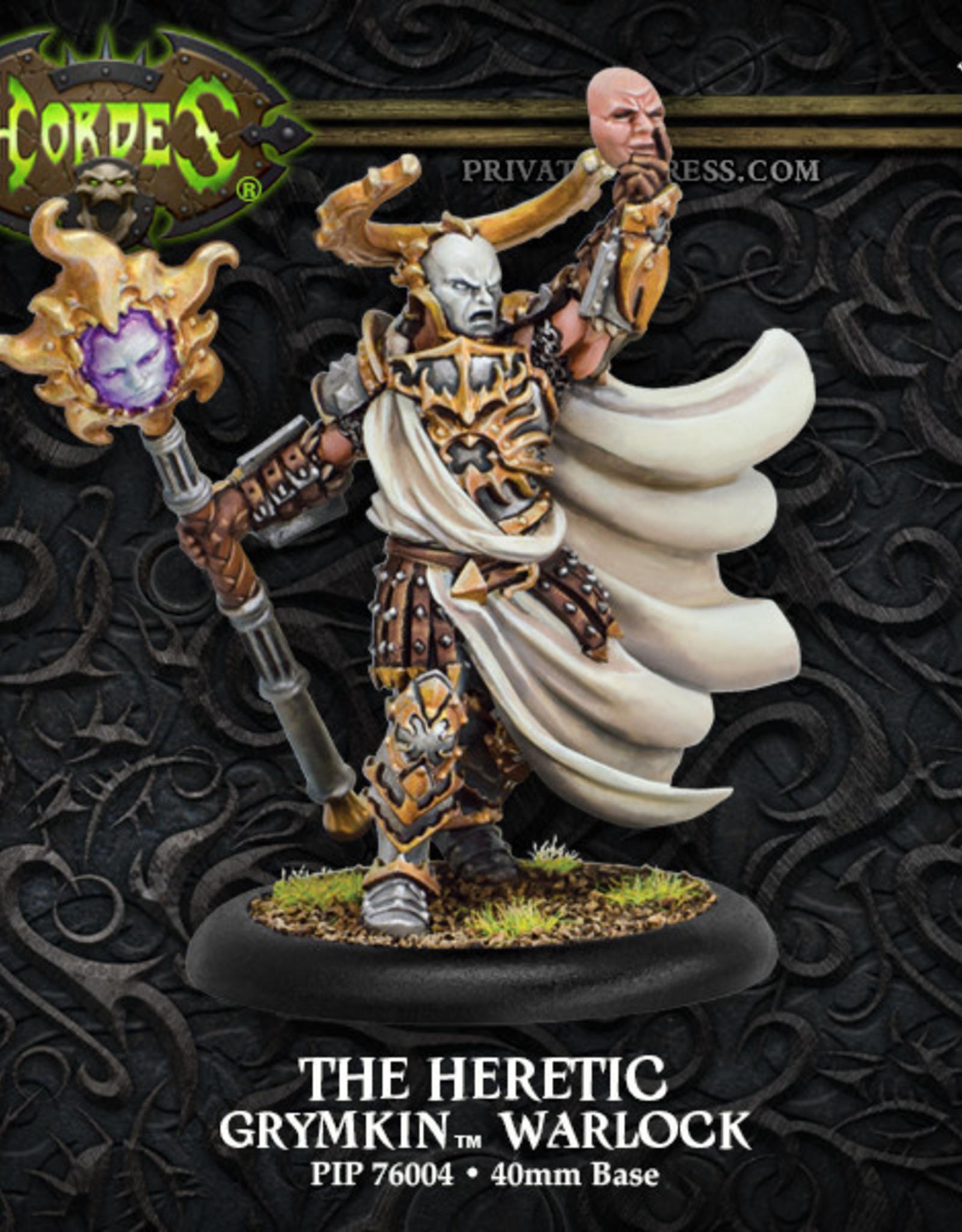 Hordes Grymkin - The Heretic
