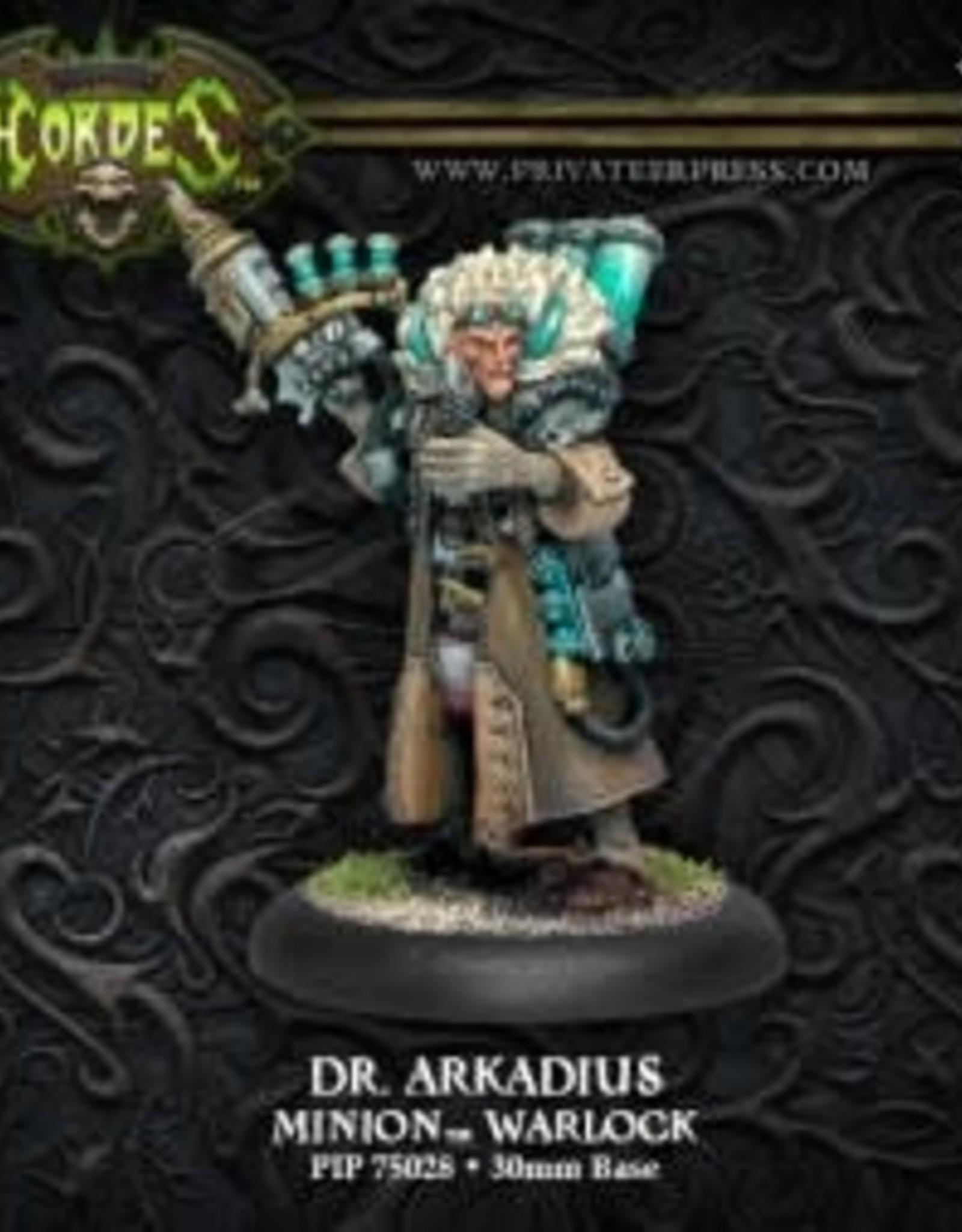 Hordes Minions - Dr. Arkadius