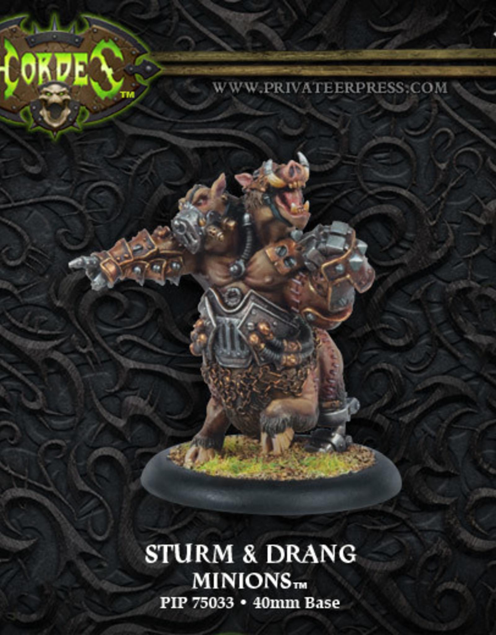 Hordes Minions - Sturm & Drang