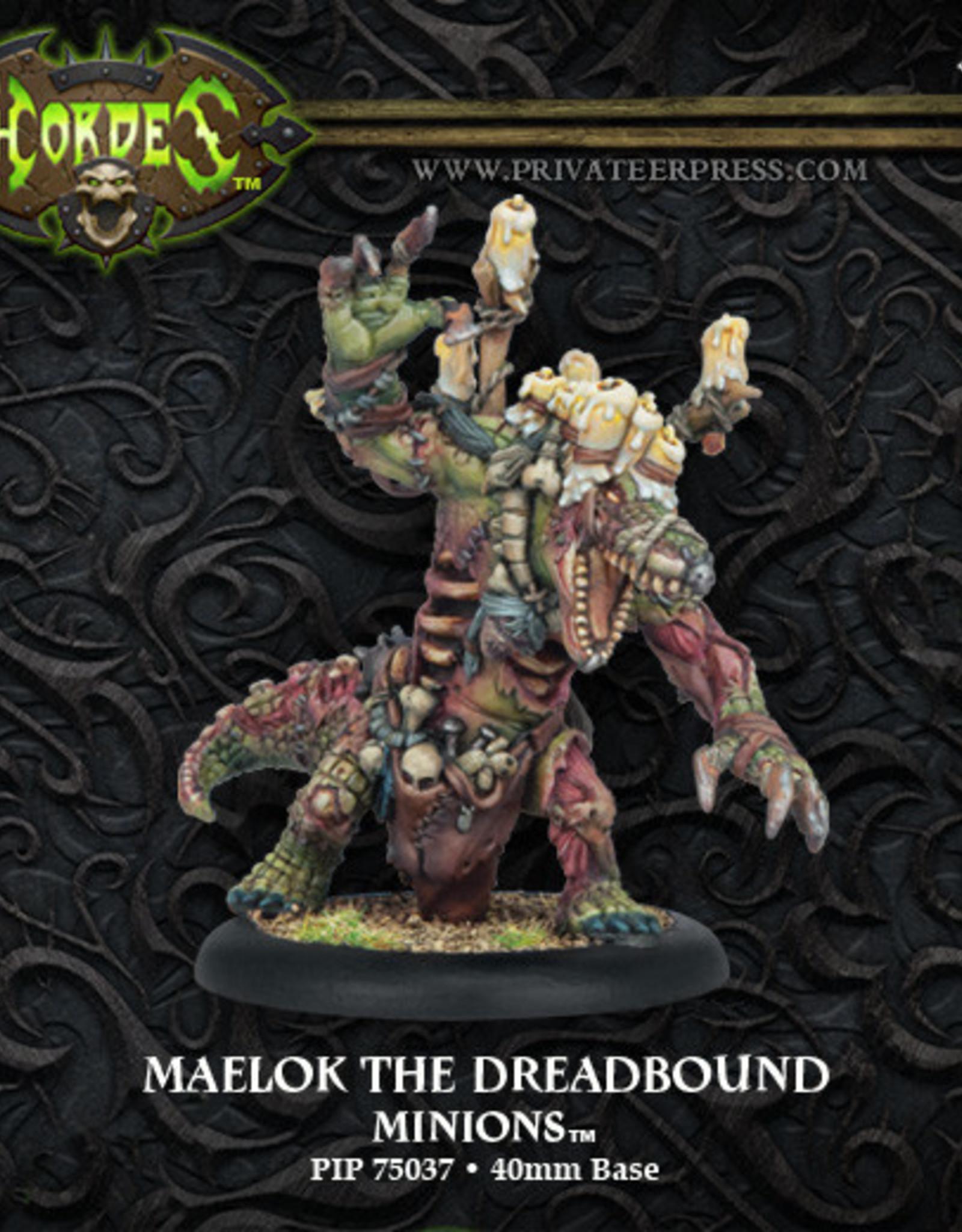 Hordes Minions - Maelok the Dreadbound