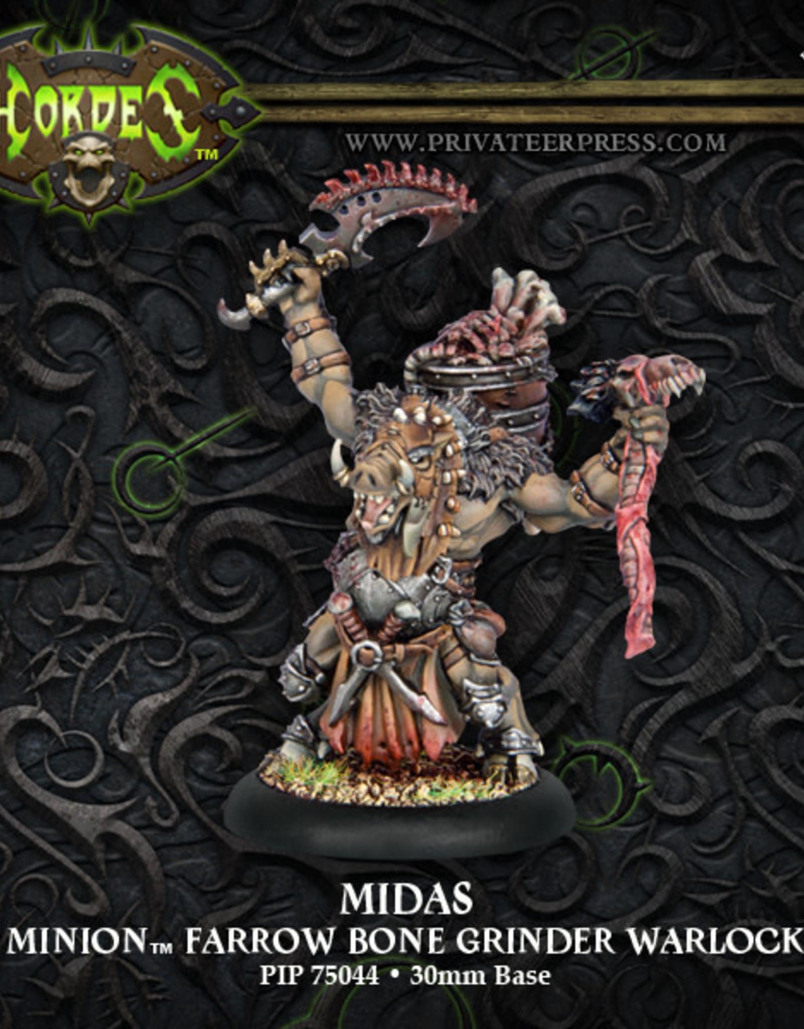 Hordes Minions - Midas