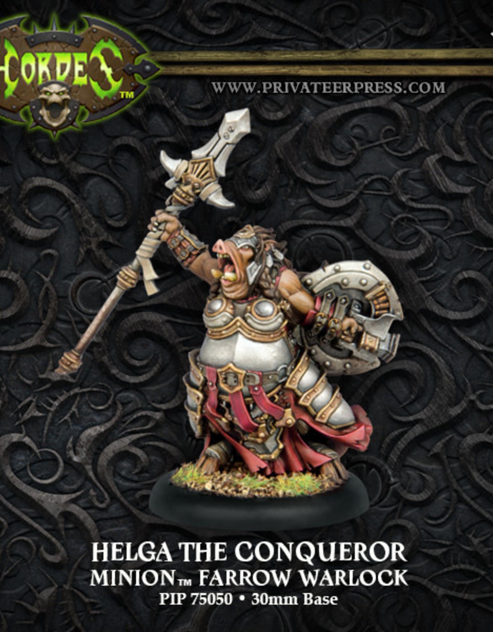Hordes Minions - Helga the Conqueror