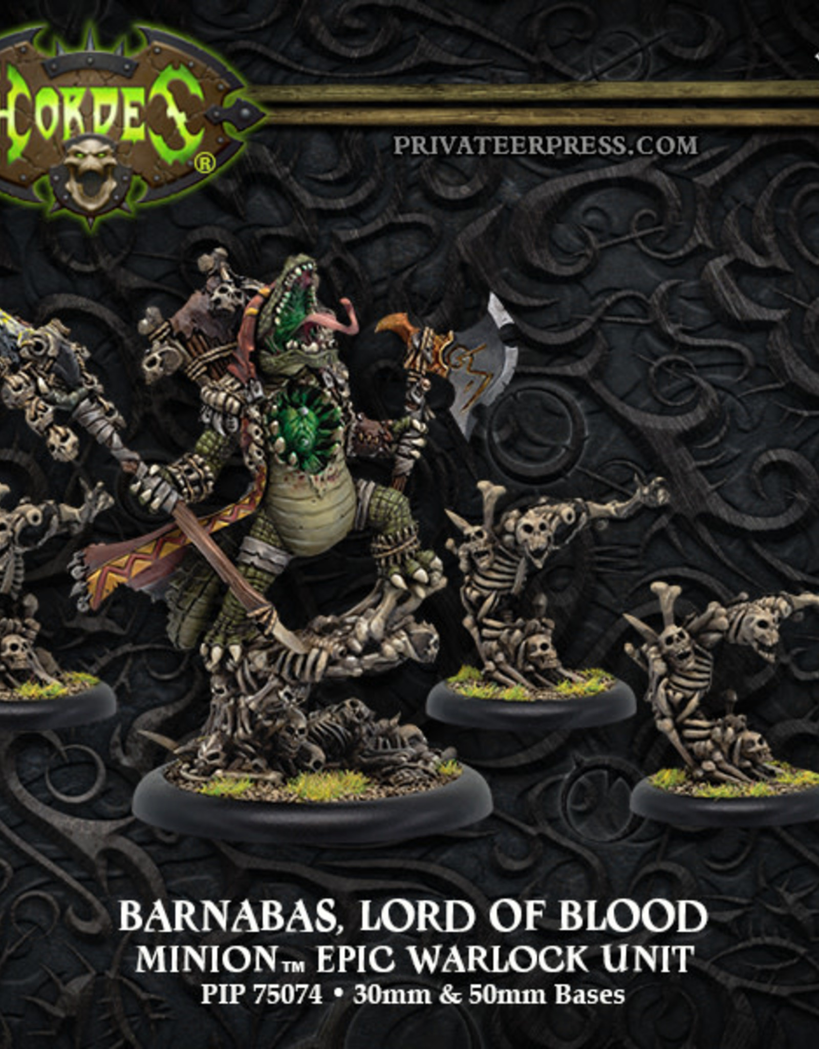 Hordes Minions - Barnabas Lord of Blood