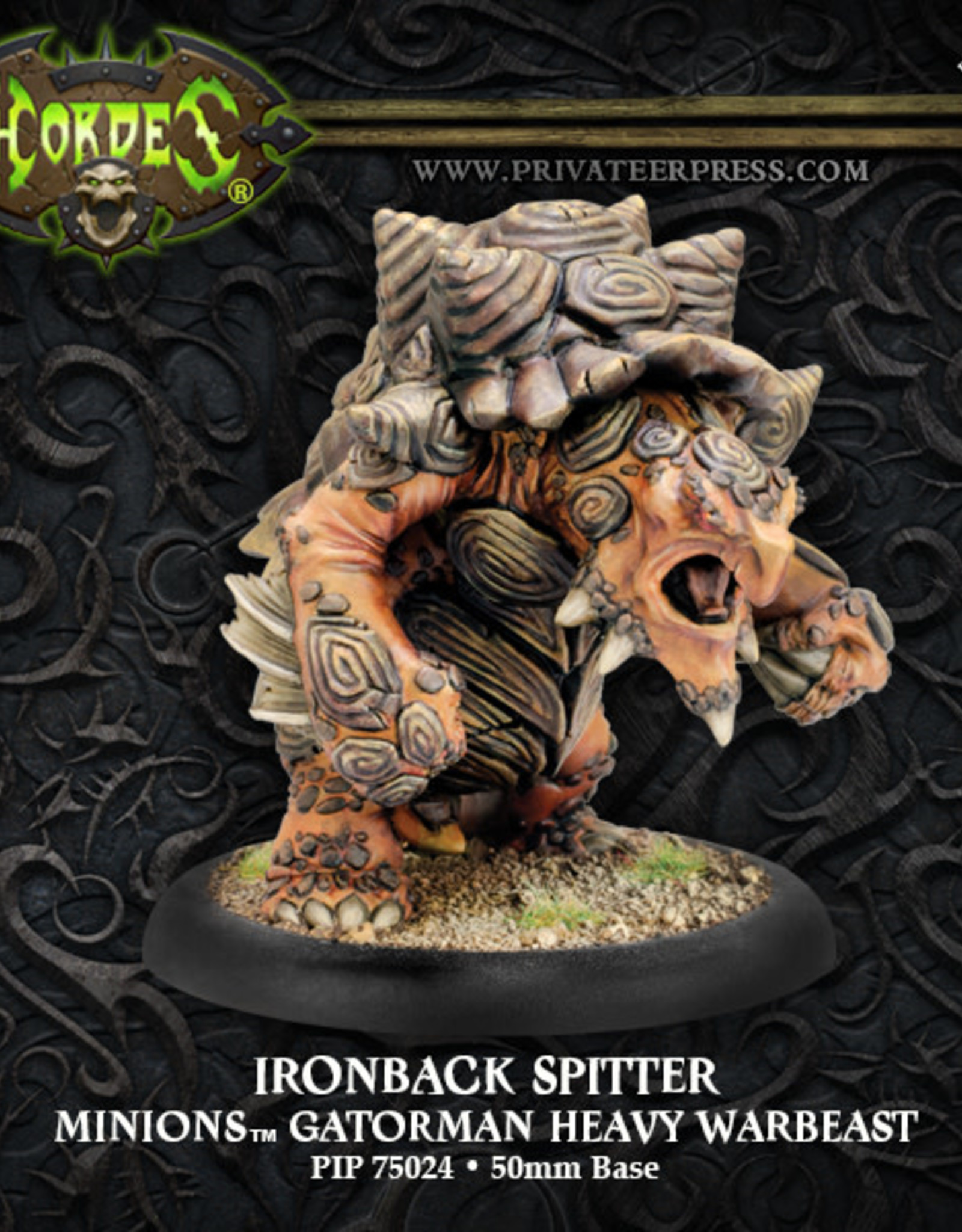 Hordes Minions - Ironback Spitter