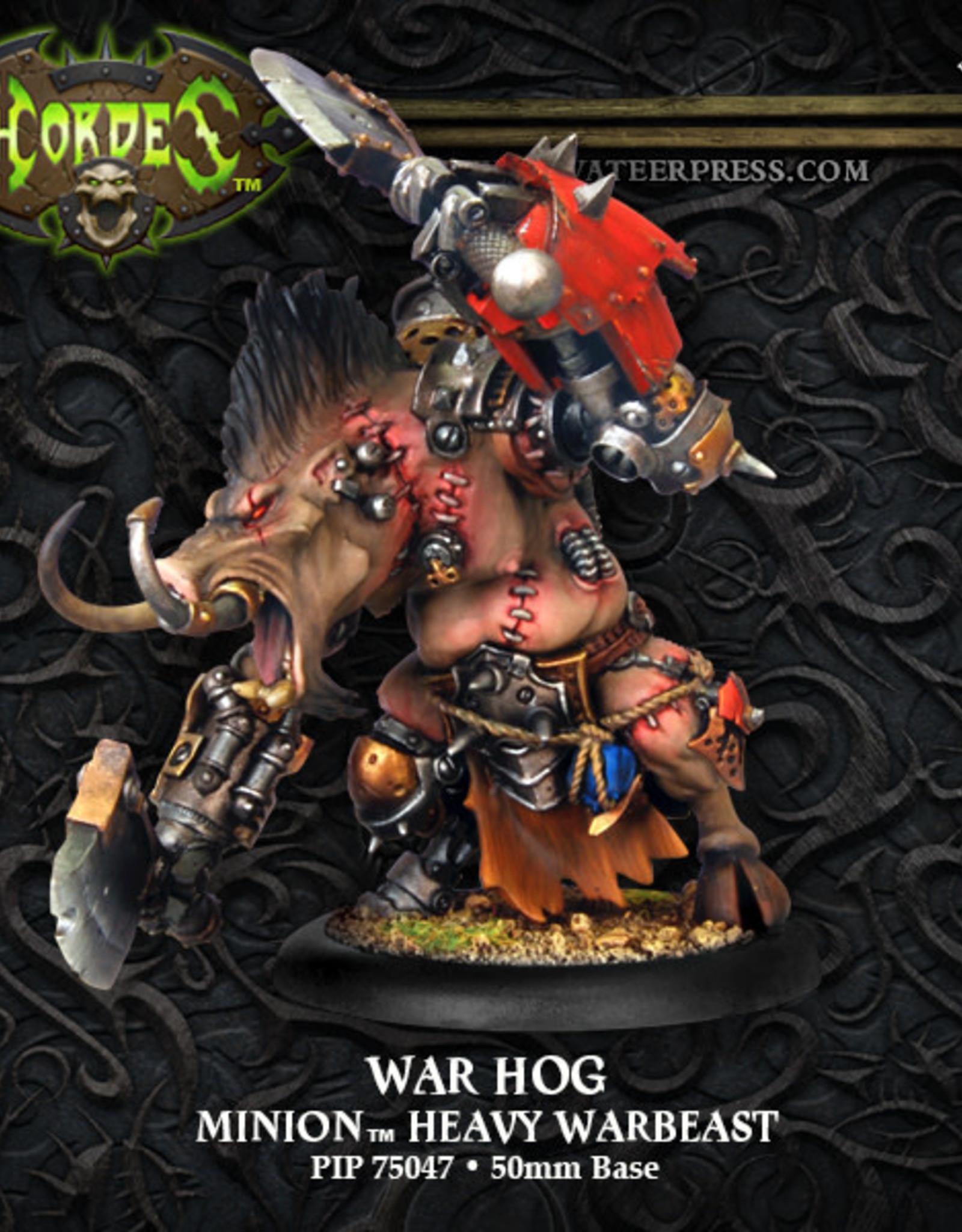 Hordes Minions - War Hog