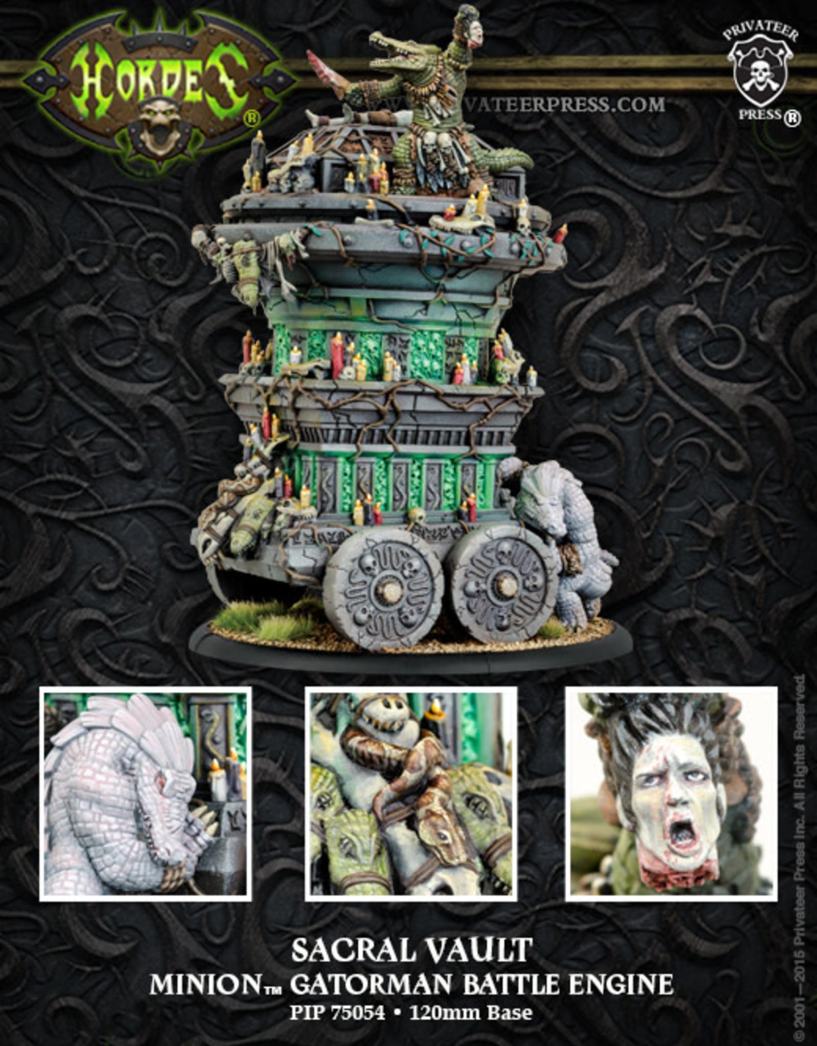 Hordes Minions - Sacral Vault