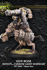 Hordes Minions - Gun Boar