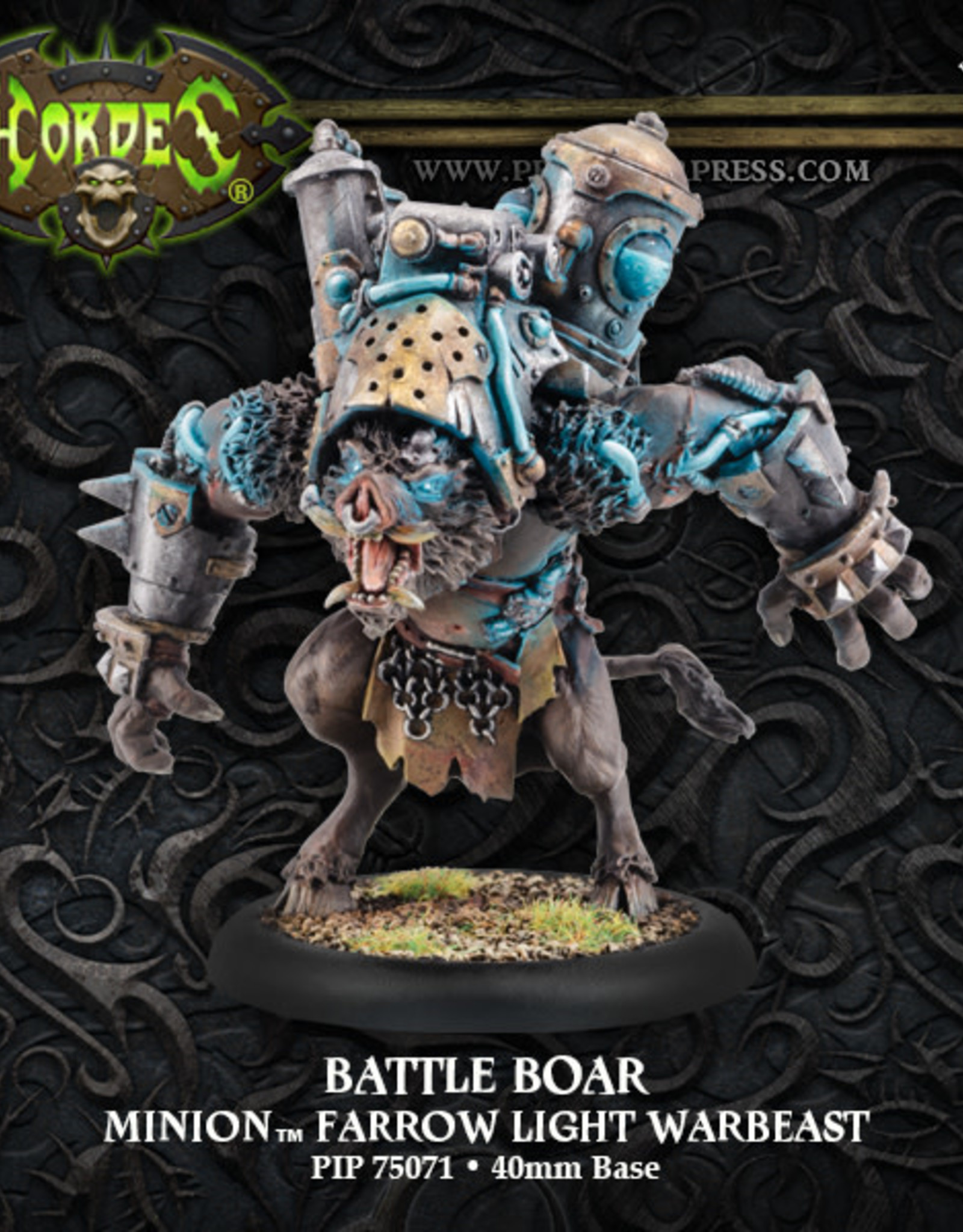 Hordes Minions - Battle Boar