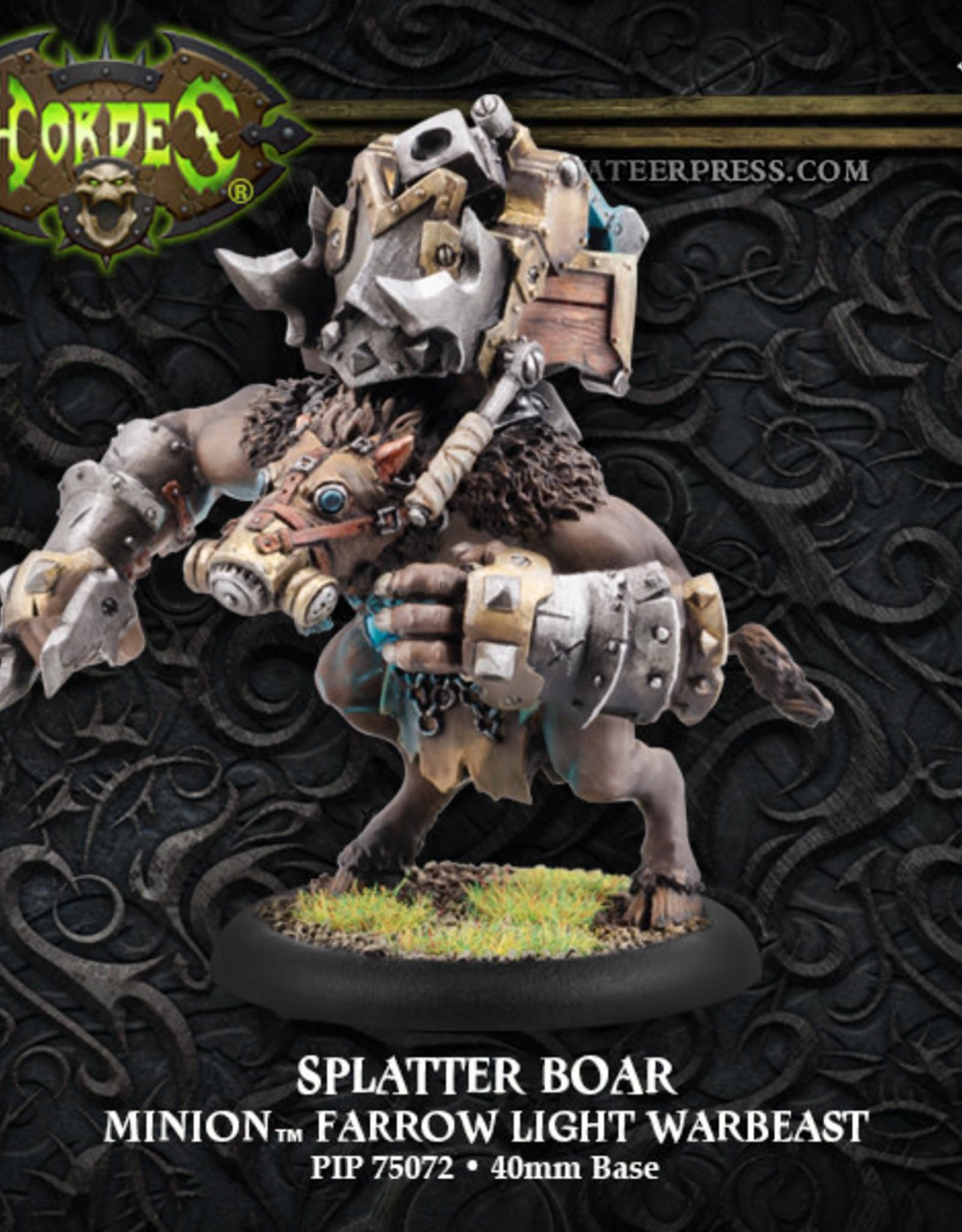Hordes Minions - Splatter Boar