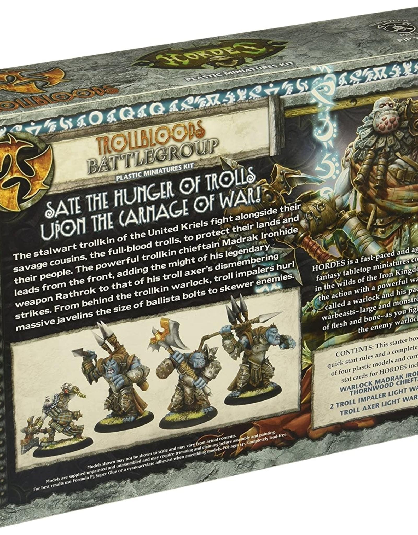 Hordes Trollbloods - Battlegroup