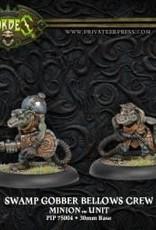 Hordes Minions - Swamp Gobber Bellows Crew