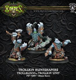 Hordes Trollbloods - Runeshapers (pl)