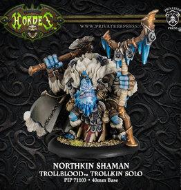 Hordes Trollbloods - Northkin Shaman